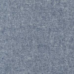 Blue/ Gray Linen