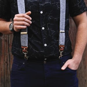 Snap Hook Suspenders