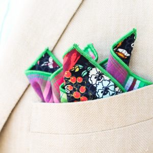 Custom Pocket Square