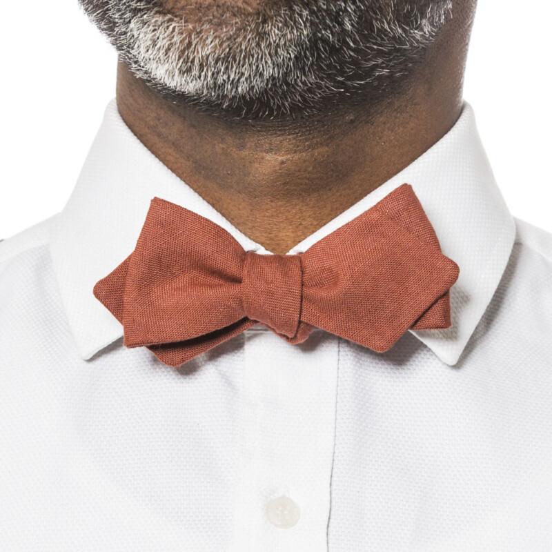 Clay Arrow Bow Tie
