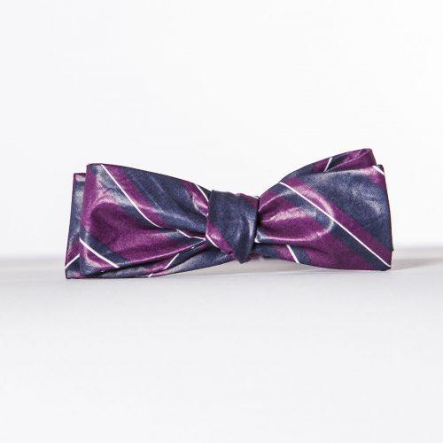 Big Stripe Paddle Bow Tie