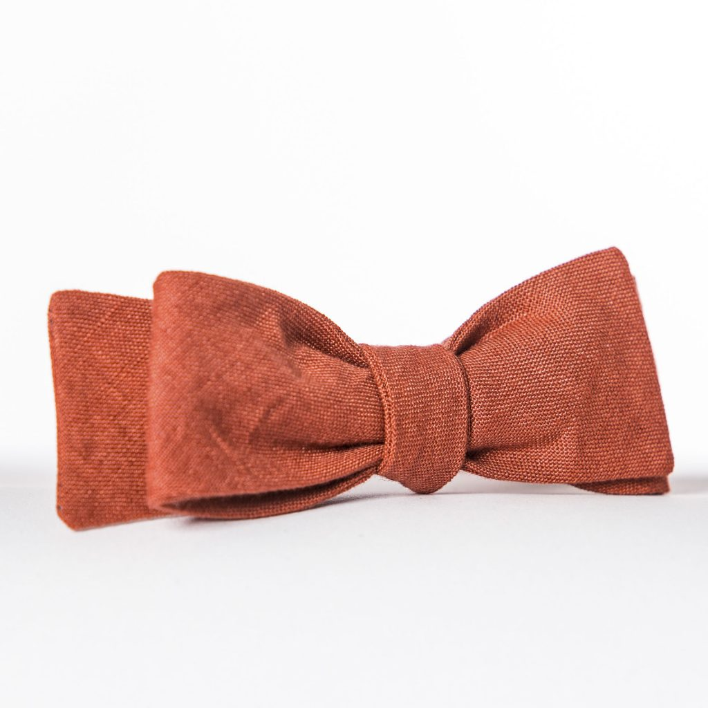 Clay Paddle Bow Tie