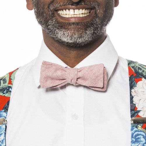How to Clean and Care for Your Bowties and Suspenders
