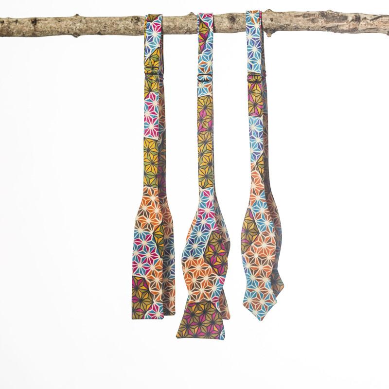 Makeba Butterfly Bow Tie