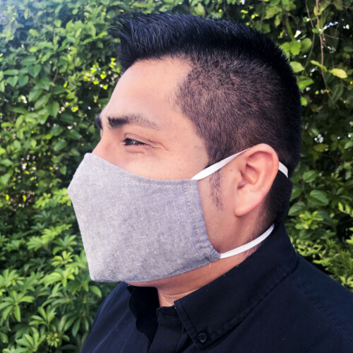 Fitted Face Mask - Grab Bag