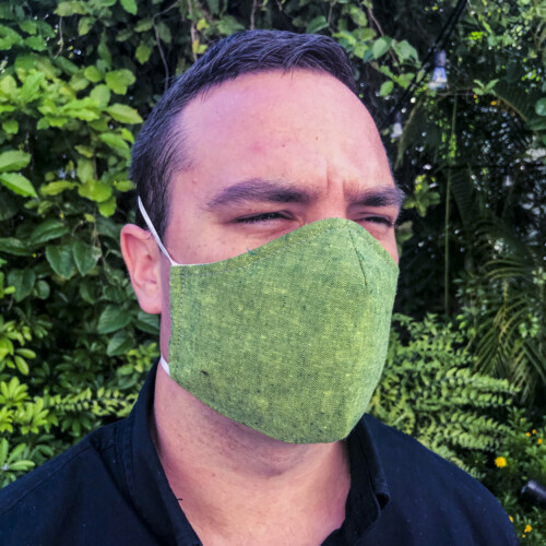 Fitted Face Mask – Grab Bag