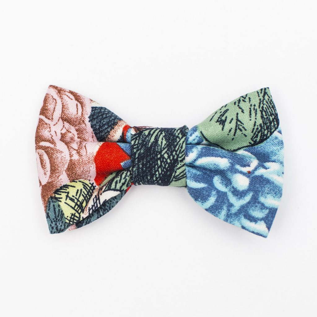 Red Dahlia Kids' Bow Tie