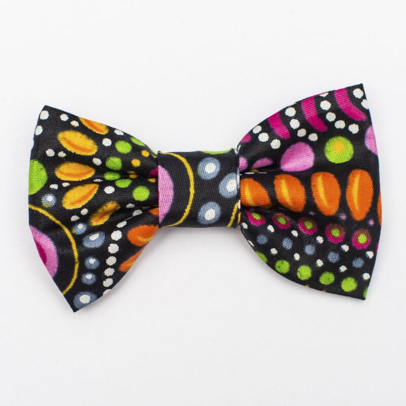 Mandala Kids' Bow Tie
