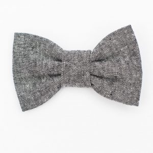 Black Kids' Bowtie