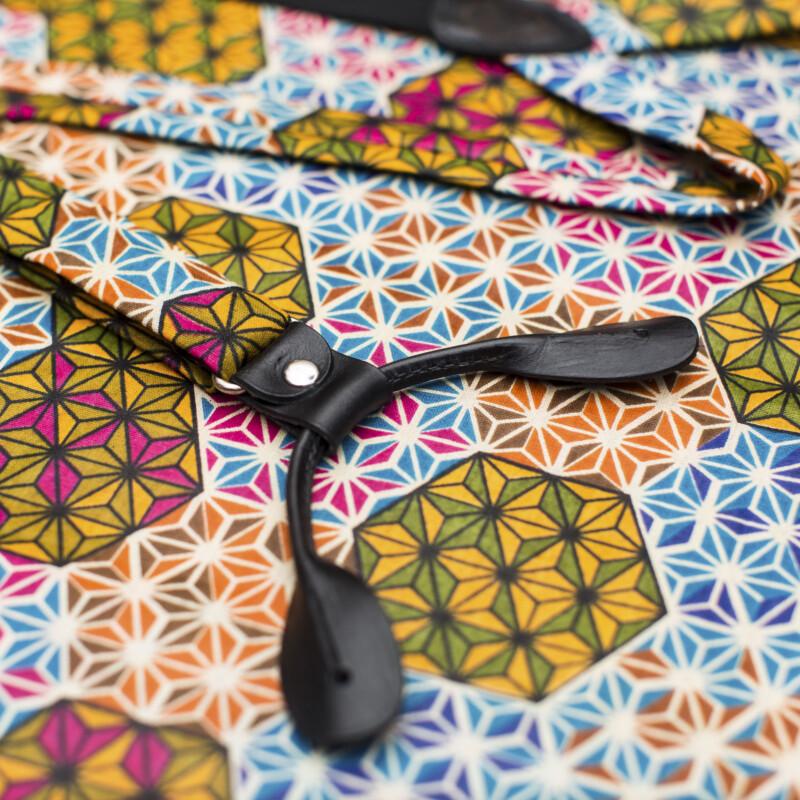 Makeba 1″ Button-On Suspenders